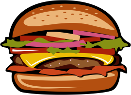 hamburger-fast-food
