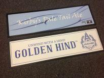 Golden Hind Kirby's Pale Bar mat